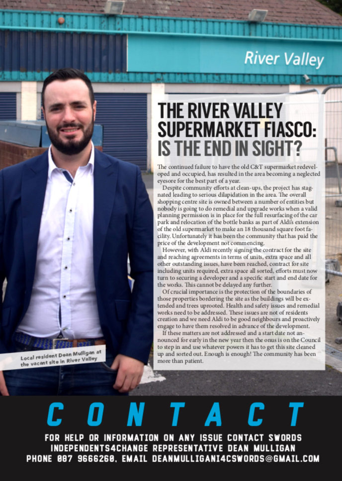 River Valley Supermarket Fiasco